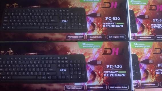 Teclado Keyboard Fc-530