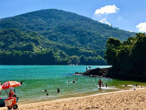 Imagem 1 de 14 de Locação Casa De Praia Maranduba Ubatuba - 550m Do Mar C/wifi