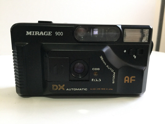 Camera Fotográfica Mirage 900