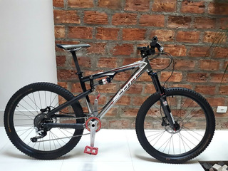 Bike Scott Spark 60 All Montain Aro 26
