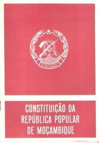 Constituição Da República Popular De Moçambique