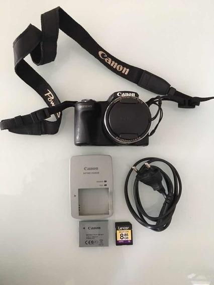 Câmera Filmadora Canon