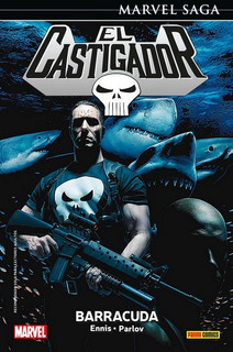 Marvel Saga: Punisher - Barracuda - Panini