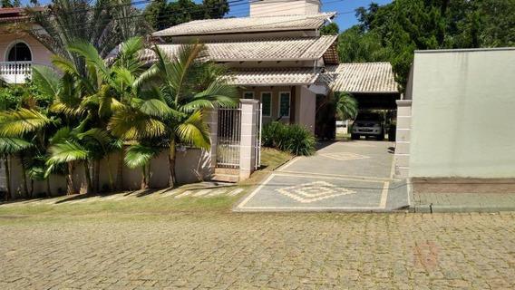 Casa Com 4 Dormitórios À Venda, 300 M² Por R$ 850.000 - Velha - Blumenau/sc - Ca0473