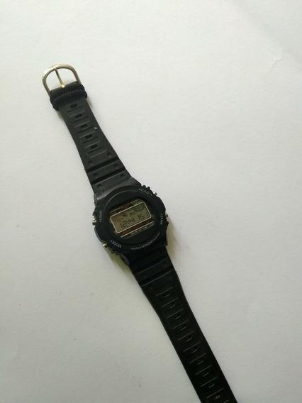 Reloj G Shock Quartz Retro Con Luz Wide Temp