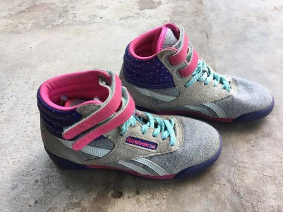 Zapatillas Botitas Reebok Modelo Princesa Sofis