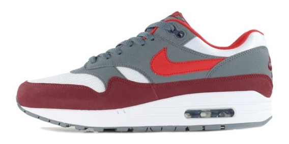 Nike Air Max 1 Bright Infrared Zapatillas Hombre Original-b