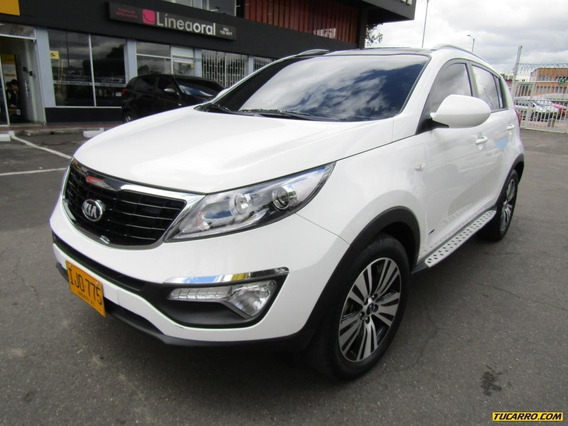 Kia New Sportage Summa