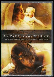 A Vida E A Paixão De Cristo - Produto Original Novo Lacrado