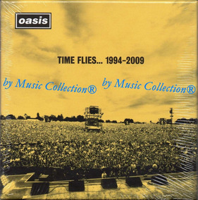 Oasis - Time Flies... 1994-2009, 3 Cds + Dvd, Imp, Oferta!