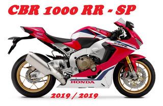 Honda Cbr 1000 Rr - Sp - 2019 / 2019 Okm