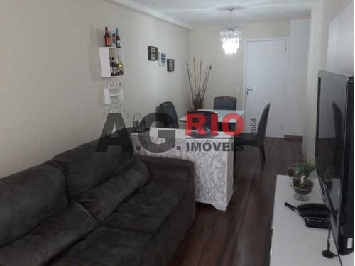 Apartamento-à Venda-vila Valqueire-rio De Janeiro - Agv22910
