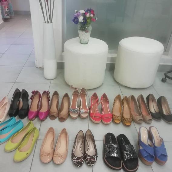 Zapatos Via Uno Y Mormaii.