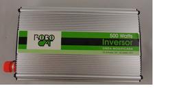 Inversor Conversor De Energia 12v 110v 500watts Robo Cat