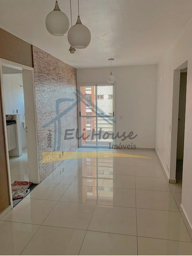 Imagem 1 de 12 de Eli House Imóveis - 26326-j | Apartamento 67m² - Casa Branca, Santo André/sp - Ap01033 - 69185734