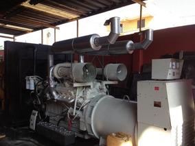 Planta D Eluz Igsa 600 Kw Motor 12v92 Seminueva Garantia