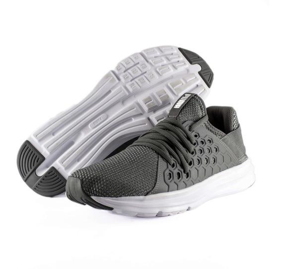 56dad8d2 sneakers puma enzo knit nm black white silver