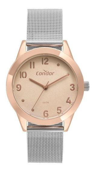 Relógio Feminino Condor Analógico Co2036kvu/4j Resistente