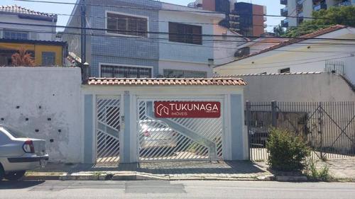 Sobrado À Venda Por R$ 1.300.000,00 - Vila Paiva - São Paulo/sp - So0975