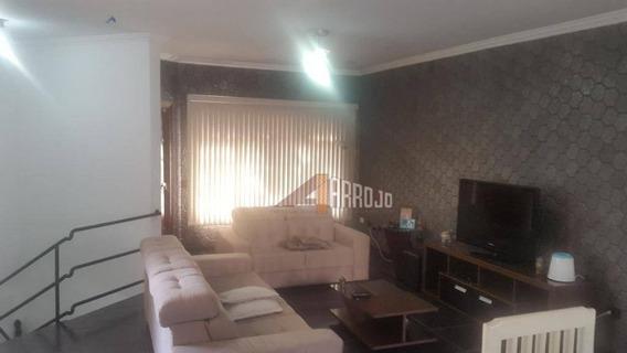 Casa Térrea Penha 5 Dormitórios Sendo 3 Suites 17 Vagas - Ca0712