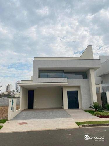 Imagem 1 de 6 de Casa Com 3 Dormitórios À Venda, 200 M² Por R$ 1.330.000,00 - Jardim Emília - Sorocaba/sp - Ca1899