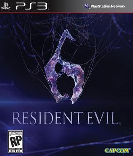 Resident Evil 6 Ps3, Disco, Nuevo Y Sellado