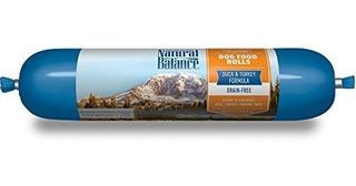 Equilibrio Natural Pollo Formula Comida Para Perros Rollo
