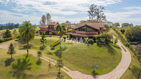 Casa À Venda - Condomínio Parque Dos Manacás - Jundiaí/sp - Ca6613