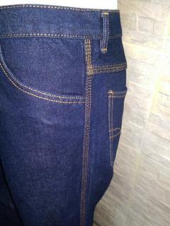Pantalones Jeans Tres Costura Industriales Uniformes Empresa