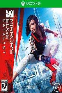 Xbox One Mirrors Edge Catalyst Original Fisico Nuevo Sellado