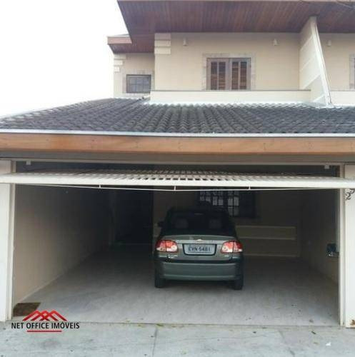 Sobrado Com 3 Dormitórios À Venda Por R$ 510.000 - Jardim Satélite - São José Dos Campos/sp - So0111