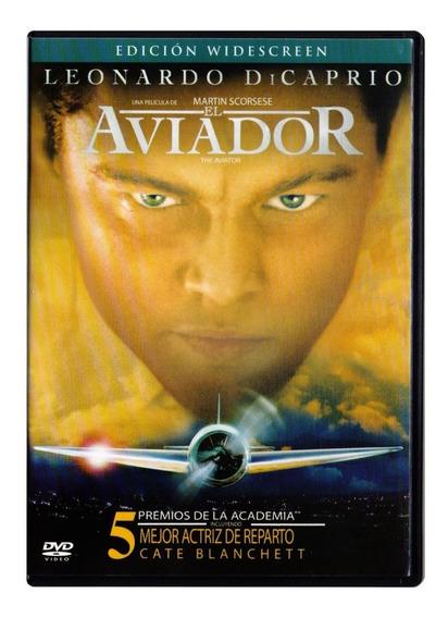 El Aviador Leonardo Dicaprio Martin Scorsese Pelicula Dvd