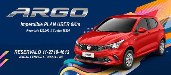Fiat Argo 0km Tomamos Usados K