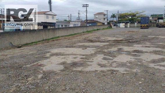 Terreno Comercial Para Venda E Locação, Planalto Bela Vista, São Vicente. - Te0073