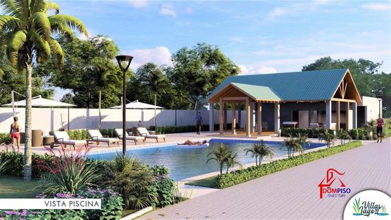 Casas Desde Us$ 135,000 En La Jacobo Majluta