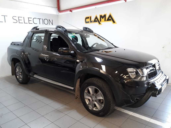 Renault Duster Oroch Outsider Plus 2.0 64000 Km