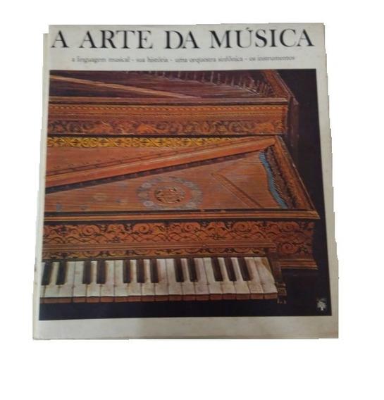 A Arte Da Música - Lp Vinil Bethoven - Chopin - Tchaikowisky
