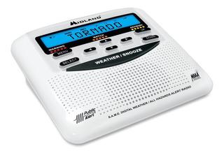 Midland Wr120 Radio Sistema Alerta Sismica Meteorologica
