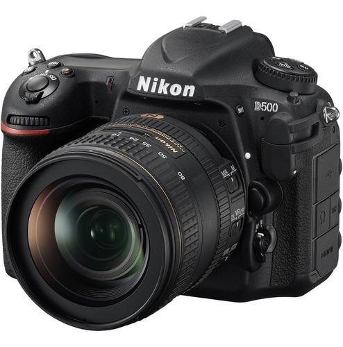Nikon D500 Con Lente Dx Nikkor 16-80mm 2.8-4e Ed Vr