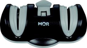 Amolador E Polidor De Facas Em Aço Inox 13 X 7 Cm Mor 3902