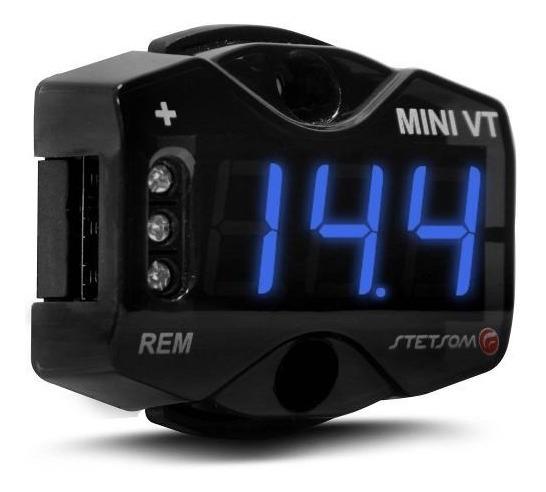 Voltímetro Mini Vt Digital Stetsom 7~30 Volts Power