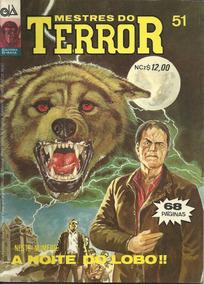Revista Mestres Do Terror #51