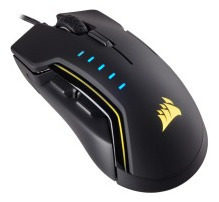 Mouse Corsair Gaming Glaive Rgb 16000 Dpi Black Ch-9302011-n