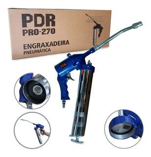 Engraxadeira Pneumática Pdr Pro-270 400ml