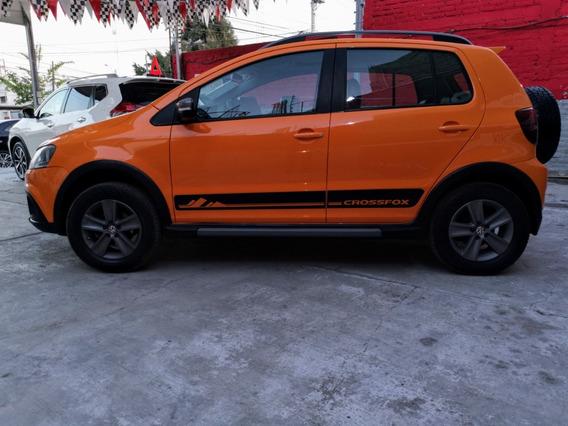 Volkswagen Crosfox 2012