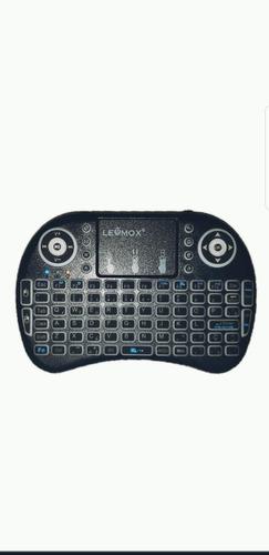 Imagem 1 de 9 de Mini Teclado Sem Fio Ley-04 Controle Para Tv Notebook Tv Box