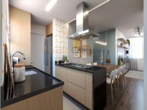 Apartamento Com 2 Quartos E 2 Banheiros À Venda, 86 M² Por R$ 935.000 - Ap01514