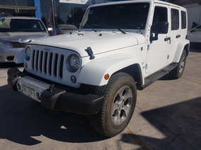 Jeep Wrangler 3.6 Unlimited Sahara Winter Wd7032