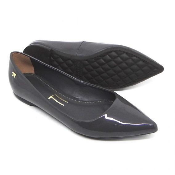 Sapatilha - Feminina- Sapatilha Verniz - Sapato