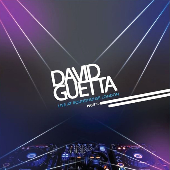 Vinilo David Guetta Live At Roundhouse London Part 2